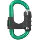 AustriAlpin Ovalock - Mousquetons - for safer belaying vert